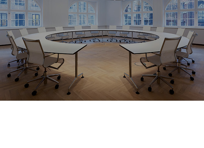 Alias, furniture design per il Contract